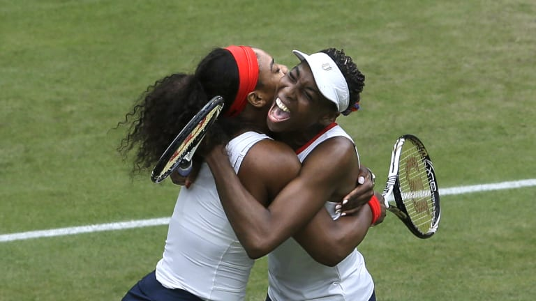 For the Love of the Games: Venus to play record fifth Olympic tennis event in Rio