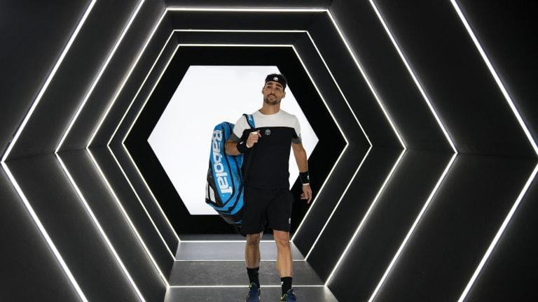 Fabio & Flavia: Fognini aims for family's next late-career US Open run