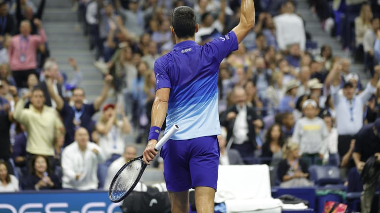 Djokovic found another level of excellence and resilience when he needed to.