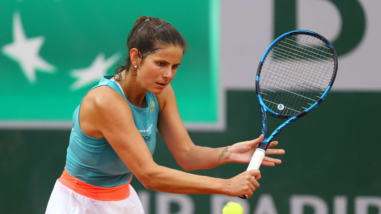 Goerges says tour break helped lead to her retirement decision