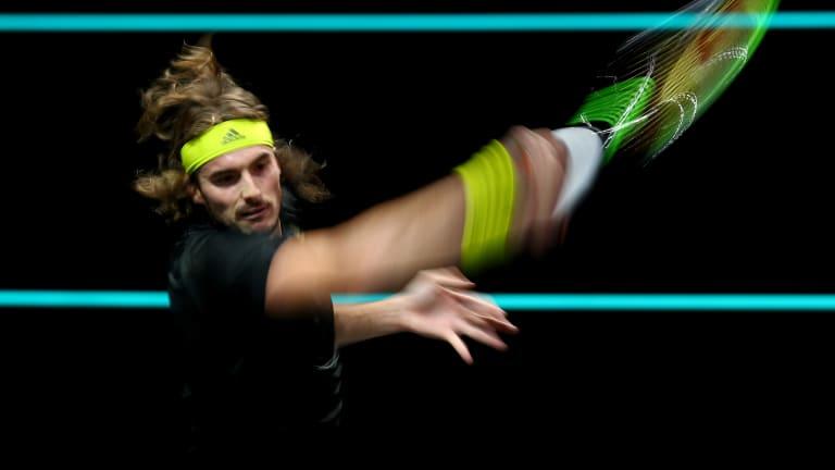 Top 5 Photos, 3/5:  Melichar, Schuurs  claim Doha title