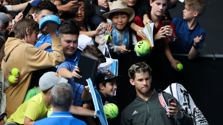 The Rally: Is Dominic Thiem's player relief-fund reaction justifiable?