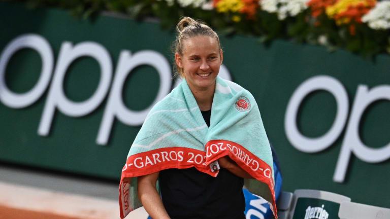 Ferro and Tig make it feel like Roland Garros again in rousing match