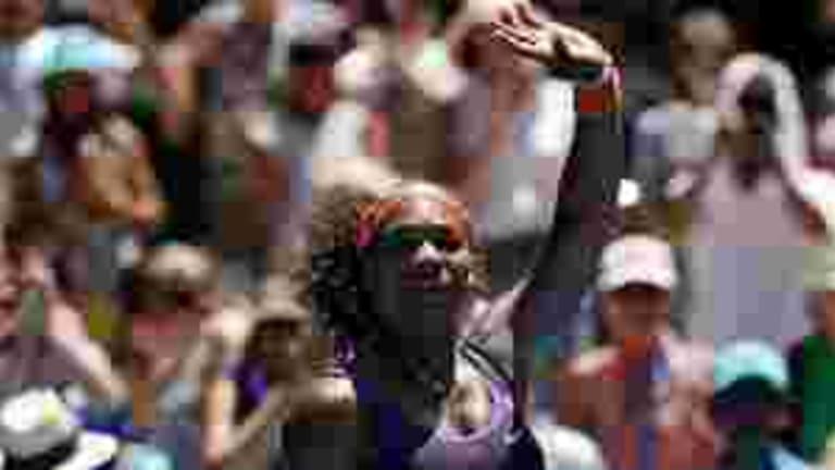 Australian Open: S. Williams d. Gallovits-Hall