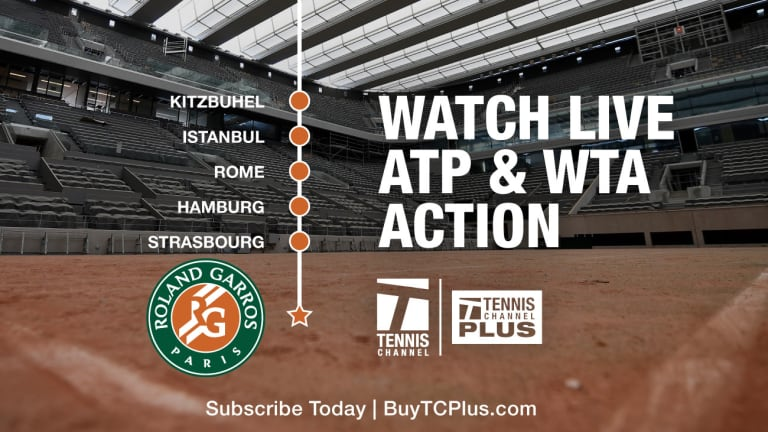 French Open reduced to 5,000 fans on Chatrier; Moscow, Linz canceled