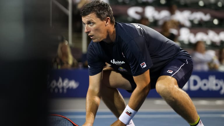British doubles stars showcase Louis Cayer's teachings in WTT action