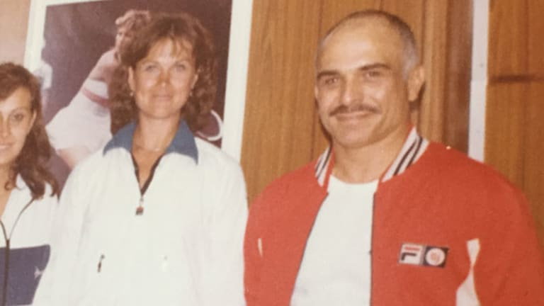 How an American woman went to Jordan and changed its tennis culture