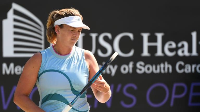 """Now she's finding it fun"": Vandeweghe can catch momentum says Kardon"