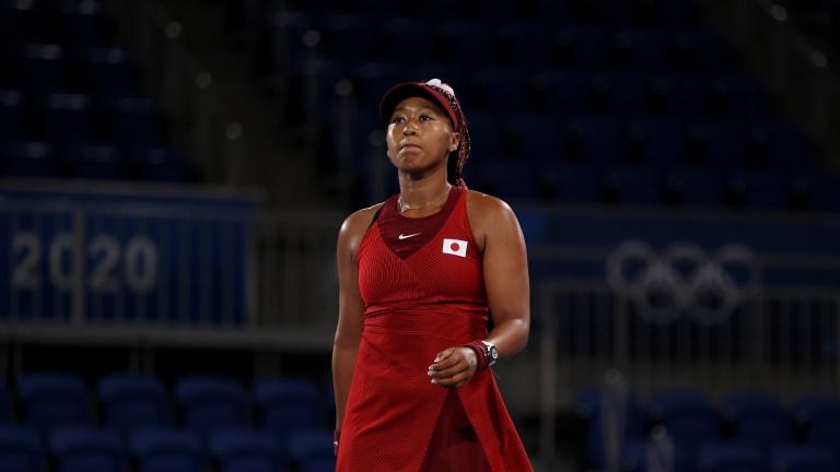 Osaka fell to eventual silver medalist Marketa Vondrousova in the third round of Tokyo 2020.