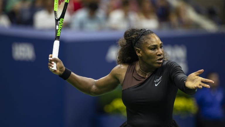 Serena turns match around to dispatch Karolina Pliskova at the US Open