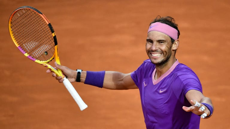 Rafael Nadal passes Connors for second-most career weeks in ATP Top 10