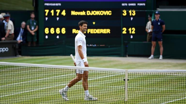 16. 2019 Wimbledon