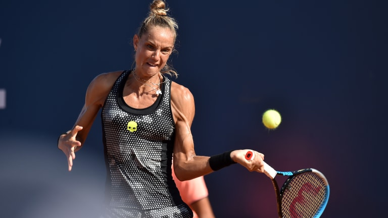 The Rally: Live reaction from the WTA tennis' return, in Palermo