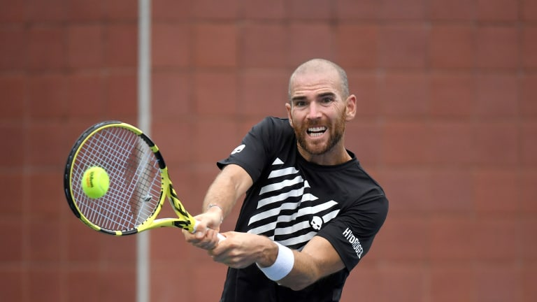 "New York state delays Zverev match, saying Mannarino ""shouldn't play"""