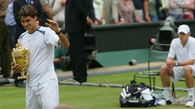 5. 2005 Wimbledon