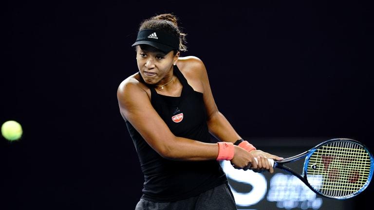 Naomi Osaka historically reaches No. 4 in the WTA rankings