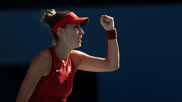 No Roger Federer, no problem for Switzerland, with Belinda Bencic leading the way in singles and doubles events.
