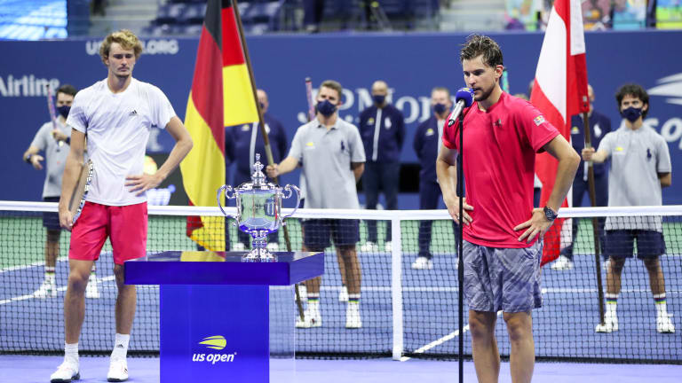 The ATP in 2021: New York and the Newcomers