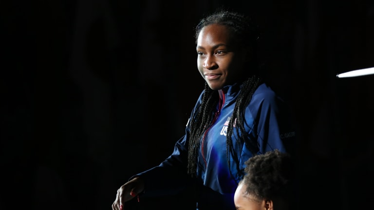 George Floyd: Coco Gauff and Naomi Osaka take strong, admirable stands