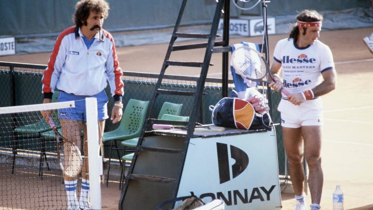"""""""Settling the Score"""" captures Guillermo Vilas, the No. 1 that wasn't"""