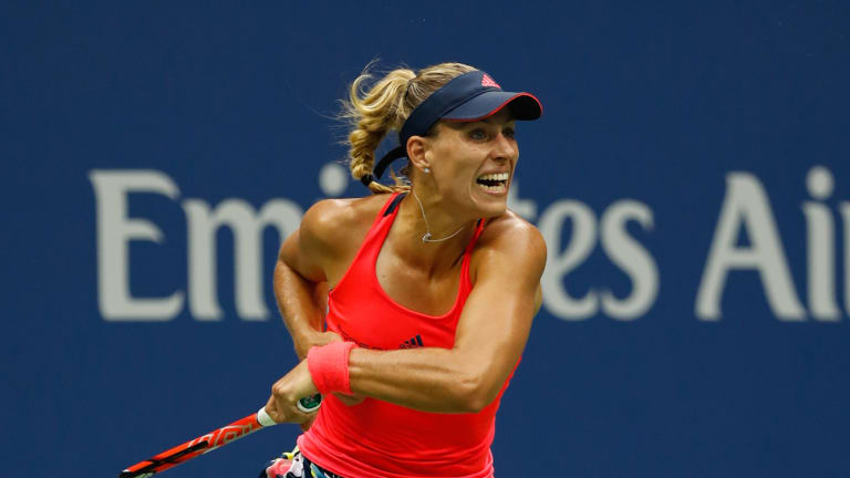 With U.S. Open on the line, Angelique Kerber did what No. 1 players do: Hit the shot of her life