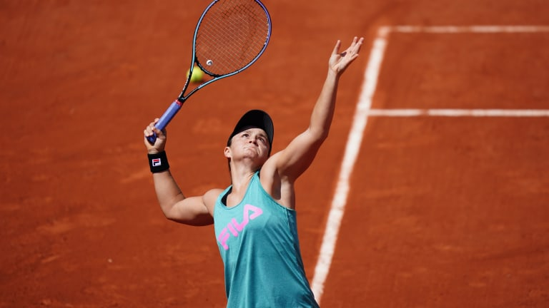 Barty was a surprise winner in 2019. While she opted out of the event last year, the world No. 1 has expanded her clay-court resume this season.