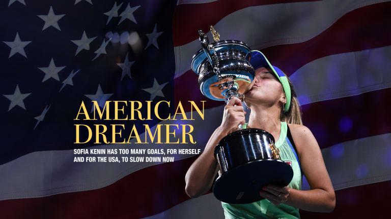American Dreamer: Can Sofia Kenin pick up where she left off?