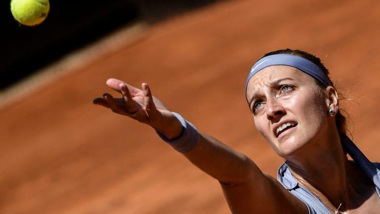 Top 5 Photos, 5/10:  Djokovic and Murray  practice together
