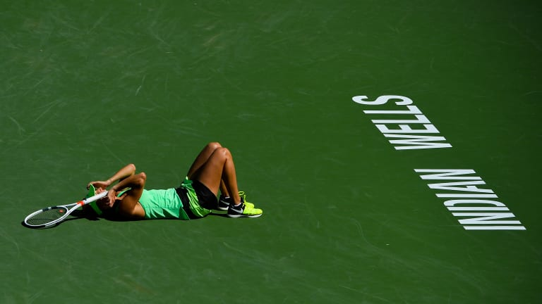 Indian Wells' recent WTA champs have signaled where the game is going