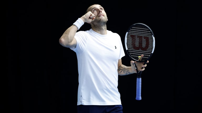 Battle of the Brits: Evans eases past Edmund in championship match