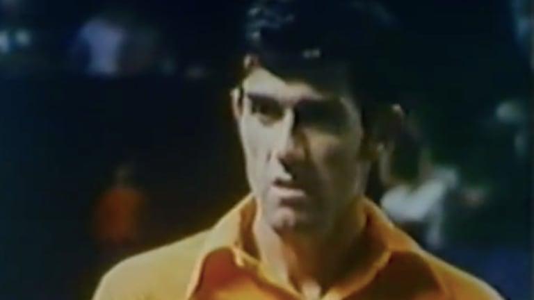1972: The Rod Laver vs. Ken Rosewall WCT Final in Dallas