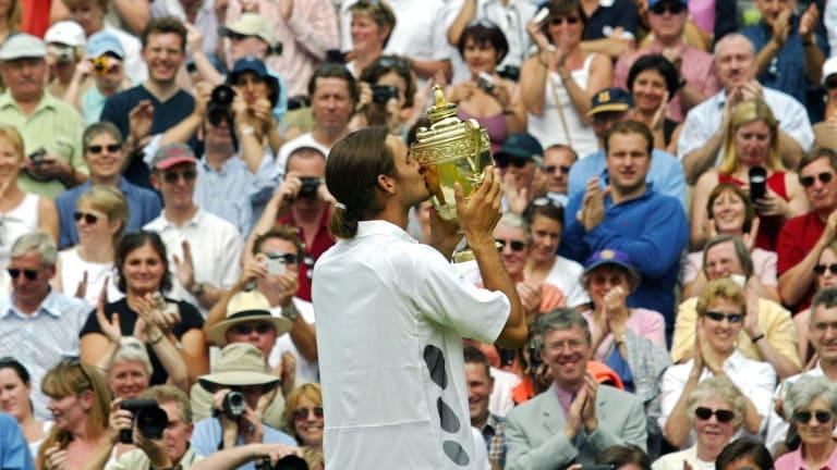 1. 2003 Wimbledon