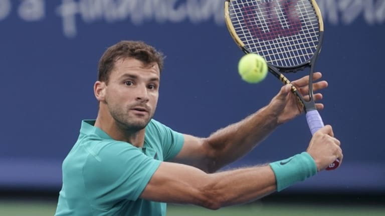 For Grigor Dimitrov, Jack Sock and others, 2017 was a long time ago