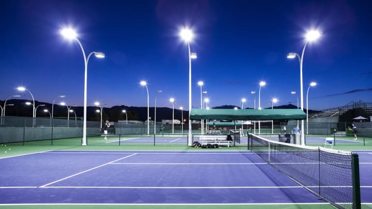 Oasis Lost—Missing Indian Wells, tennis' bustling island in the desert