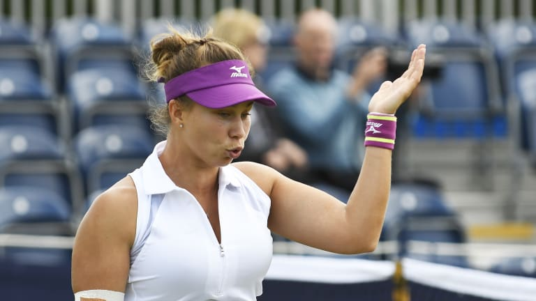 Valeria Savinykh speaks out for ITF players facing uncertain future