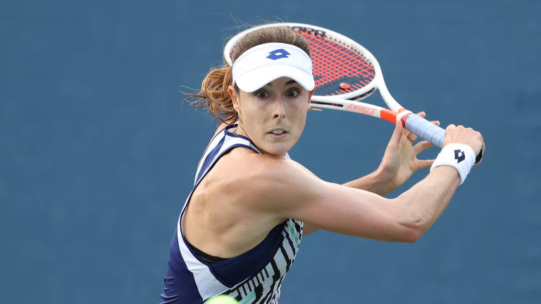 """Alize Cornet: WTA """"in survival mode"""" with China tournaments canceled"""
