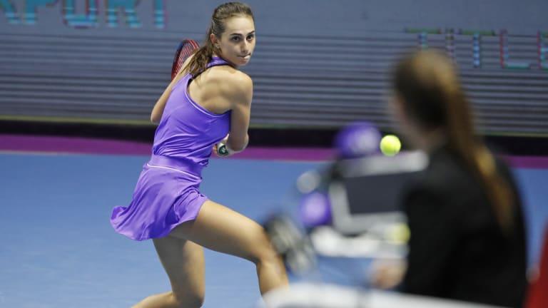 No. 241 Gasanova survives Pavlyuchenkova in St. Petersburg marathon