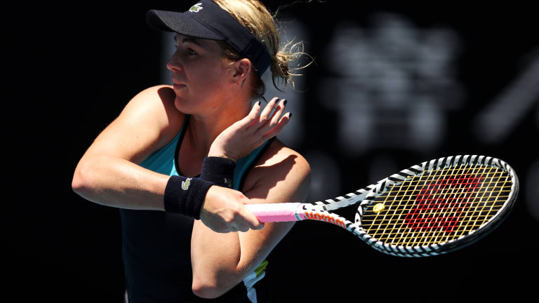 Has Pavlyuchenkova paid her dues, or will Kerber bud again Down Under?