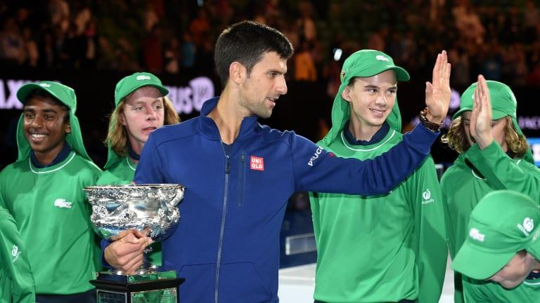 11. 2016 Australian Open