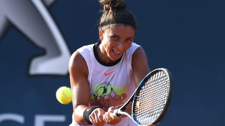 Match of the Day: Kristyna Pliskova vs. Sara Errani, WTA Palermo
