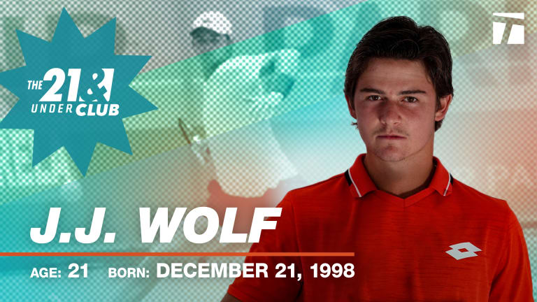 The 21 & Under Club, 2020 Edition: J.J. Wolf