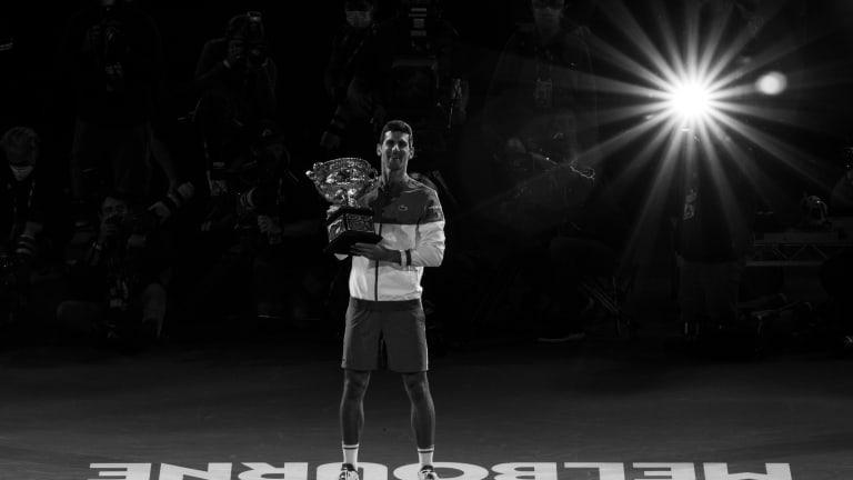18. 2021 Australian Open