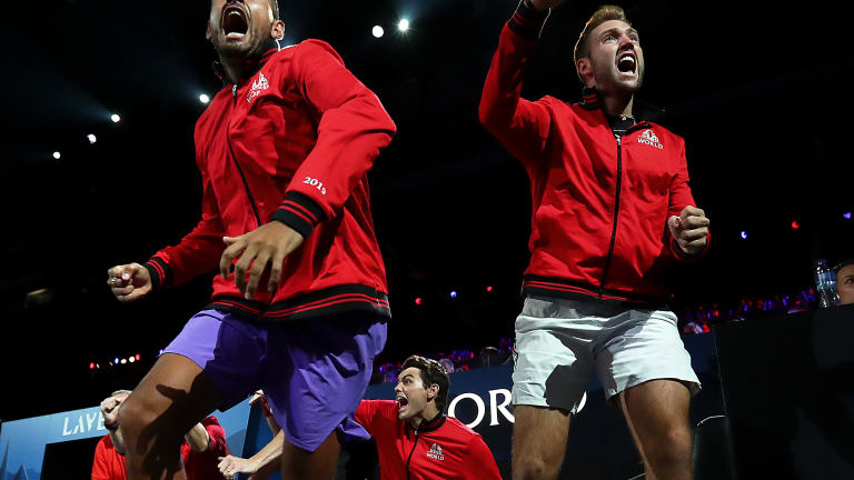 Squad Goals: Are team-driven tennis events here for the long haul?