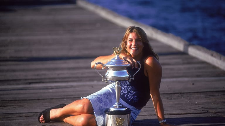 On this day 20 years ago: Jennifer Capriati wins her first major title