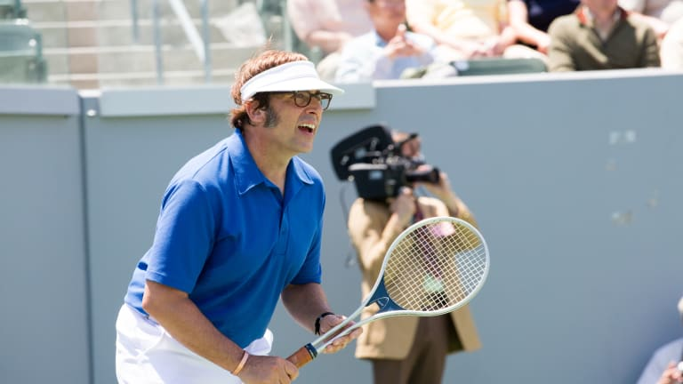 How Battle of the  Sexes made the  tennis look real