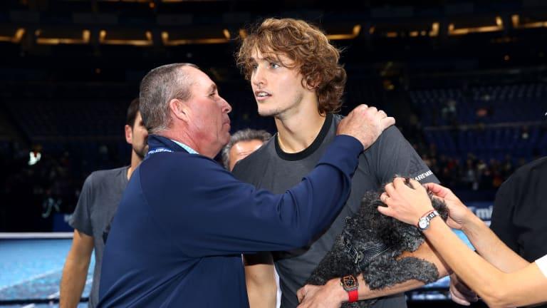 Alexander Zverev acknowledges effect of Ivan Lendl as coach