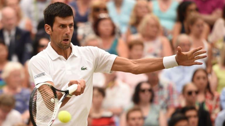 Best in 5—Djokovic's razor-thin, throwback win over Nadal at Wimbledon