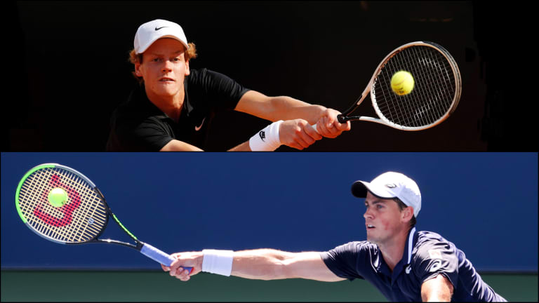 ATP Sofia final preview & pick: Jannik Sinner vs. Vasek Pospisil