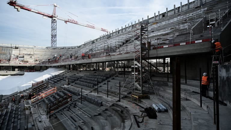 French Opening: Roland Garros' ambitious plan to expand...everything