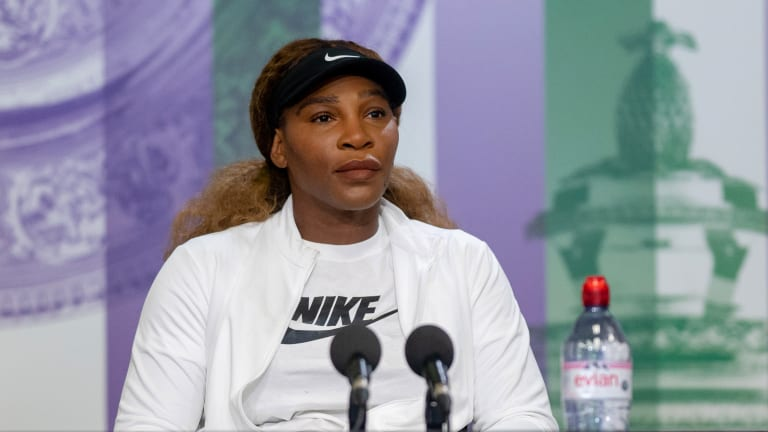 Williams has reached the Wimbledon final or better in her last four appearances (Getty Images).